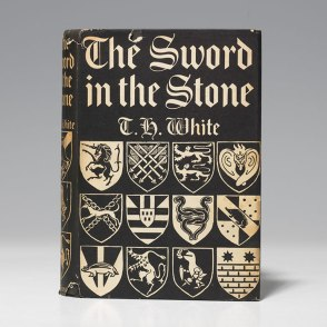 The first edition of The Sword in the Stone